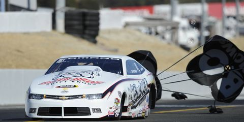 Bo Butner grabbed the No. 1 seed for today's eliminations in Sonoma.