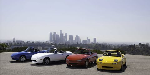 Parking one of these fun cars in your garage this summer could make it exponentially better.