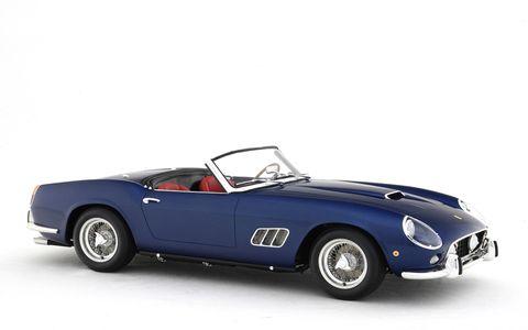 About 65 percent of Amalgam's business is Ferraris. .