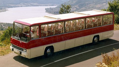 The 250 was the base version of many tourist modifications.
