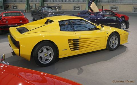 Retromobile hosts auctions, restoration shops, sellers of vintage spare parts, art galleries and much more.