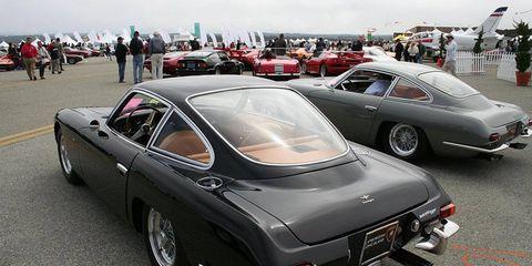 Plenty of Lamborghinis