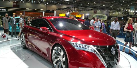 The British International Motor Show had been held at the NEC in Birmingham and at the ExCel in its last years.