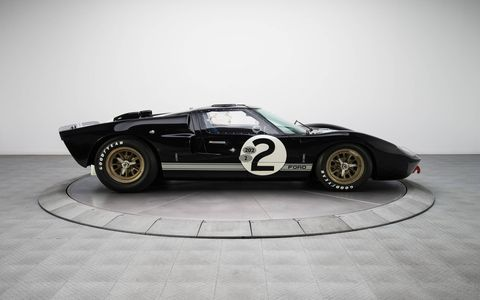 RK Motors Charlotte is doing a 20-month restoration on this GT40 for Pebble Beach Concours 2016.