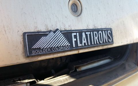 Flatirons Acura still exists. Sold in Boulder, will be crushed 35 miles away in Denver.