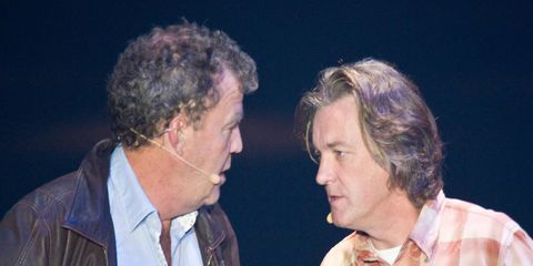 James May is ruling out returning to the show with Richard Hammond if Jeremy Clarkson is not a part of the cast.