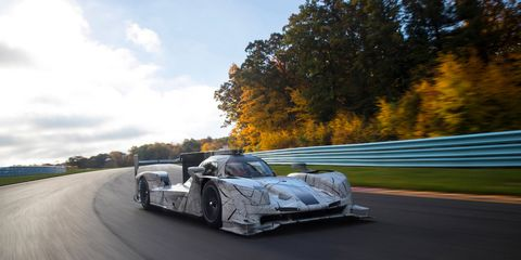 Jeff Gordon will compete in the Rolex 24 for Wayne Taylor Racing in the Cadillac DPi-V.R.
