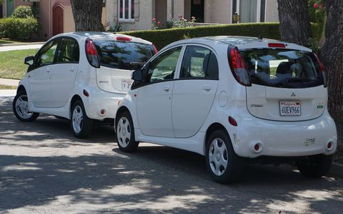 The Mitsubishi iMiEV may be the poorest-selling car in America, but we (I) love it.
