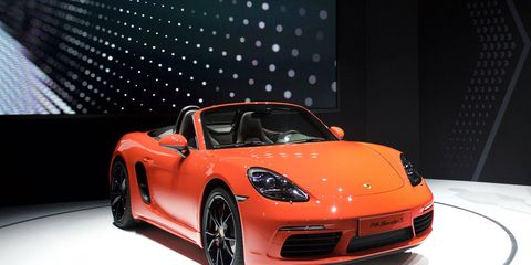 Porsche will look to expand its presence at both the New York and Los Angeles auto shows.
