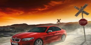 The 2014 BMW M235i behaves likes a proper BMW.