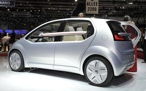 Giugiaro Volkswagen Go