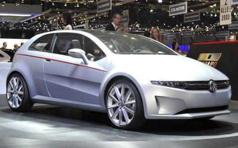 Giugiaro Volkswagen Tex