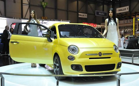 The Fiat 500 Coupe Zagato