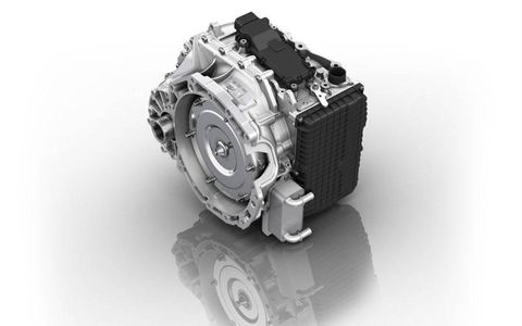 The ZF 9HP will eventually be used in Chrysler's entire front-wheel drive lineup.