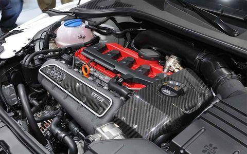 Automotive design, Engine, Automotive engine part, Automotive air manifold, Personal luxury car, Automotive fuel system, Automotive super charger part, Fuel line, Luxury vehicle, Hood,