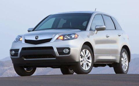 Driver's Log: 2010 Acura RDX