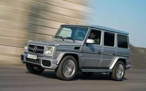 Fuel economy isn't the 2013 Mercedes-Benz G63 AMG strong point with numbers like 12 mpg in the city and 14 mpg on the highway.