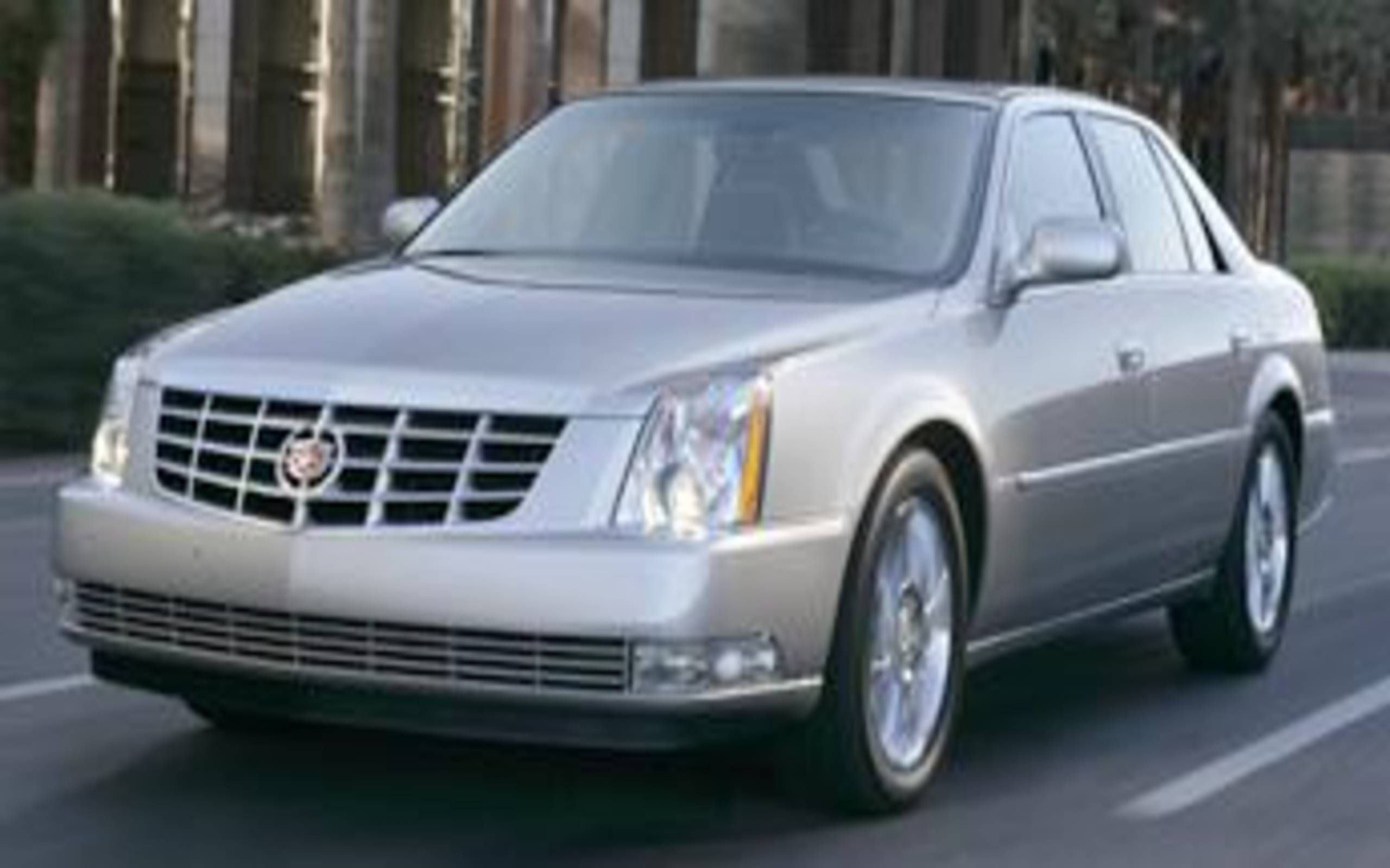 2021 Cadillac Dts Release