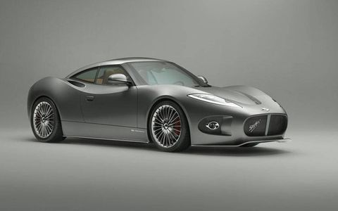 While just a concept for now, Spyker officials say a production version of the Venator could sell for $125,000 to $150,000.