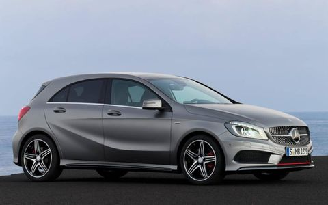 Mercedes-Benz has gone back to the drawing board for the third-generation A-class, unveiled on Monday prior to the opening of the Geneva motor show.
