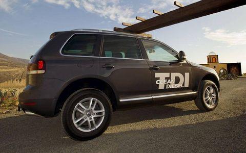 Driver's Log: 2009 Volkswagen Touareg TDI