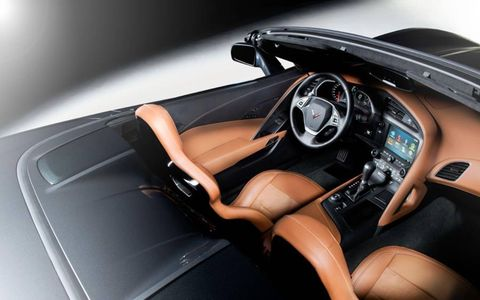 2014 Corvette Stingray convertiblePhoto by: Andrew Trahan