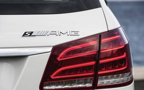 2014 E63 AMG S-Model 4Matic