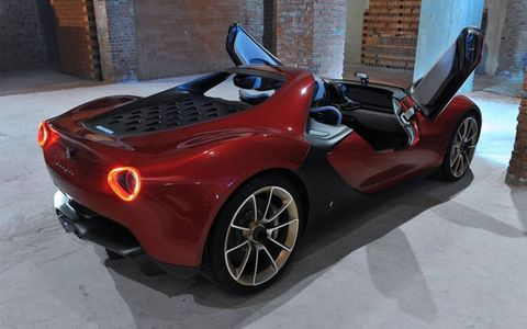 """The Pininfarina could be created for more """"special clients."""""""