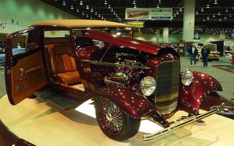 A 1932 Ford