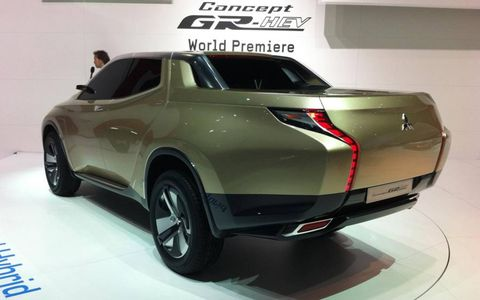 Mitsubishi Concepts