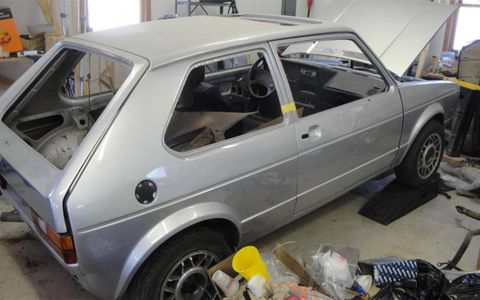 This VW is for sale at Bring a Trailer for $5,100.
