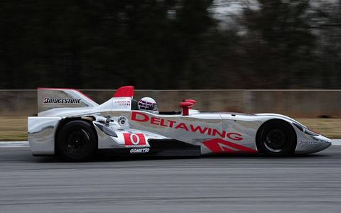 The DetlaWing will make its 2013 racing debut at the 12 Hours of Sebring on March 16.