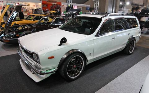 The Tokyo Auto Salon