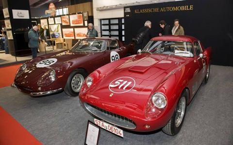 FERRARI 250 GT 'TDF' AND FERRARI 275 GTB/C
