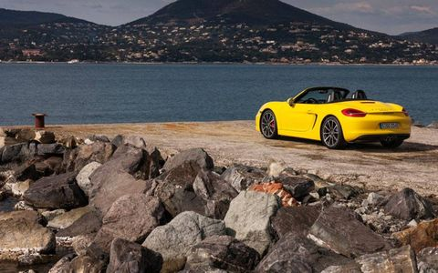 The redesigned Porsche Boxster is the third incarnation of the mid-engine roadster that, for now at least, continues to represent the starting point in the German carmaker's growing lineup.