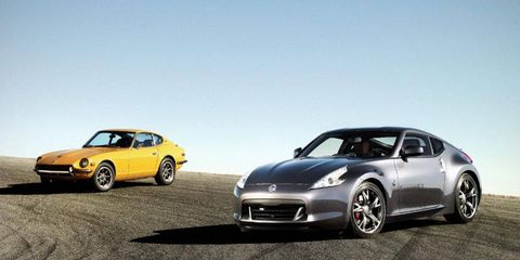 Chicago Auto Show: 2010 Nissan 370Z 40th Anniversary