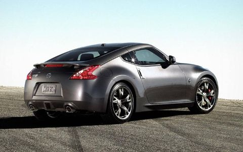 Chicago Auto Show: 2010 Nissan 370Z 40th Anniversary