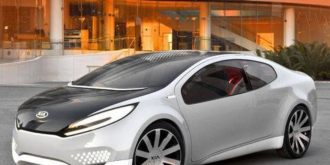Chicago Auto Show: Kia Ray Concept