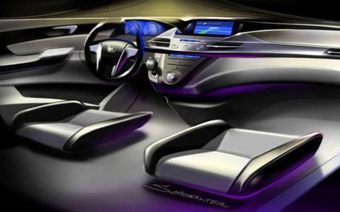 Chicago Auto Show: Honda Odyssey Concept