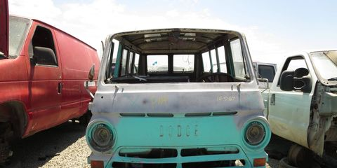 It lived a long, useful life, and after close to a half-century it will be scrapped.