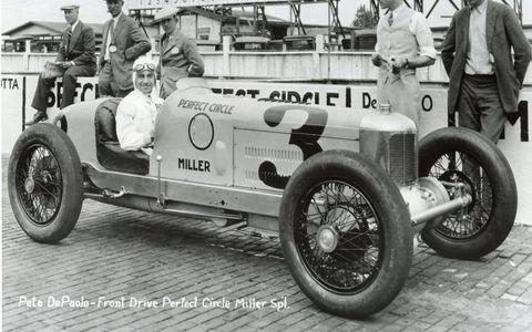 1927: Pete DePaolo