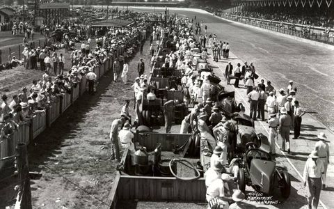 1938: Indianapolis 500 Race Day