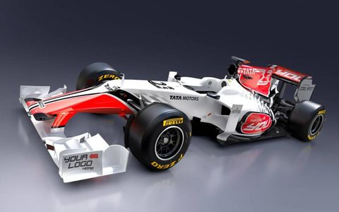 The HRT F111