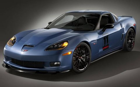 Chevrolet is taking some of the ZR1 goodies and transplanting them over onto the Z06 for the 2011 model year, such as the Brembo carbon-ceramic brakes and magnetic select ride control system
