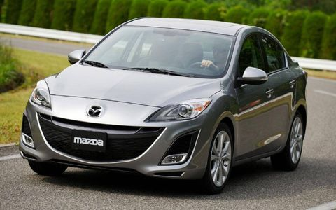 Driver's Log Gallery: 2010 Mazda 3