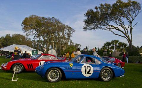 Another milestone: 50 years of the Ferrari GTO.