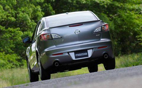 Driver's Log Gallery: 2010 Mazda 3
