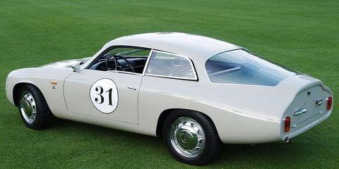 Alfa Romeo SZ Coda-Trunka