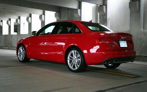 Driver's Log: 2010 Audi S4