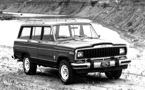 The 1981 AMC Cherokee was powered by a 6.6-liter V8 engine mated to a three-speed transmission.